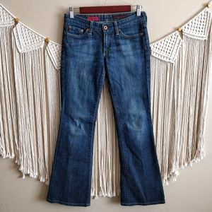 Adriano Goldschmied Club Blue Denim Flare Jeans 26